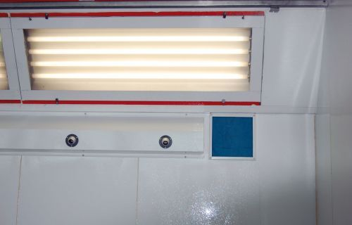 ATD/Система сушки Air Tube