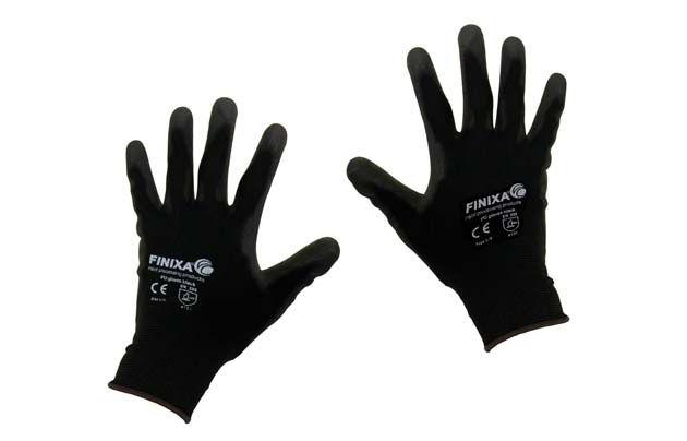 GLL B/Finixa покрытые PU перчатки