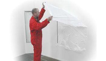 PLA 32/ Boothmask маскировочная плёнка для стен