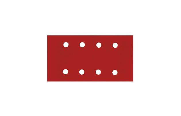 SPSA/ Finixa абразивная бумага 70mm x 127mm — 8 отверстий