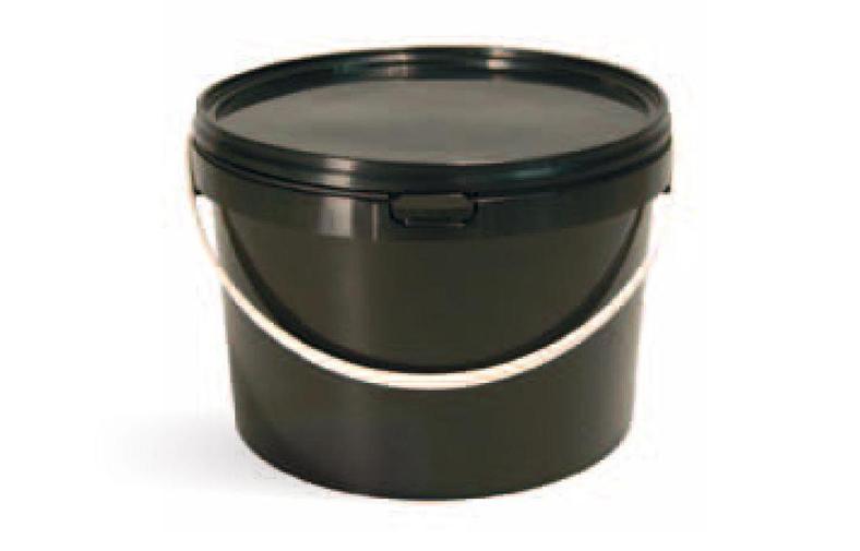 GAD/Чёрные пластиковые (PE) стаканчики для хранения