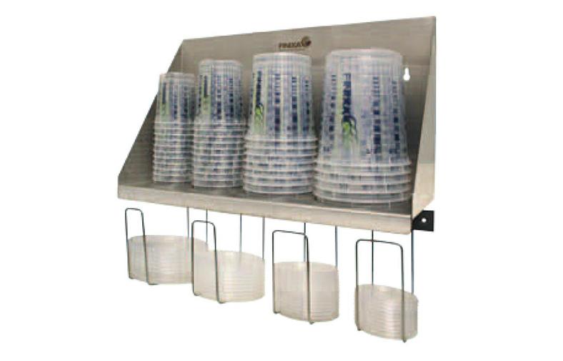 MCD 50/ Диспенсер для крышек и стаканчиков