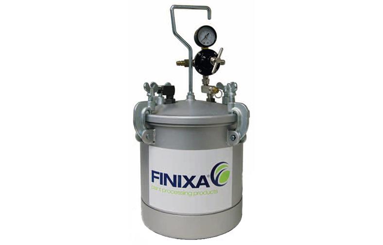 SPG 80/10-литровый напорный бак Finixa
