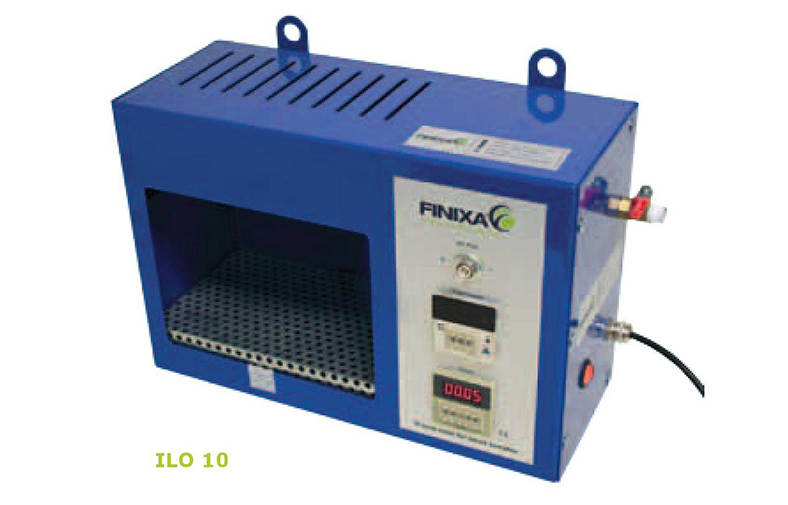 ILO 10/ ИК-печка для образцов выкрасов