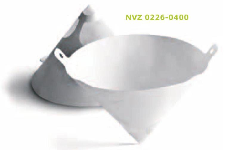 NVZ 0226-0400/ Finixa фильтры для краски премиум 226мкм/400мкм — 4 x 250 шт. в коробке